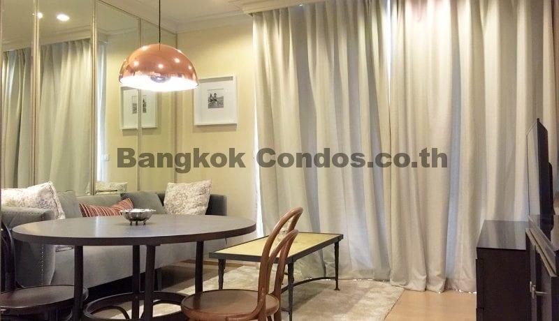 1 Bedroom Condo for Rent HQ by Sansiri Thonglor Condominium_BC00013_2