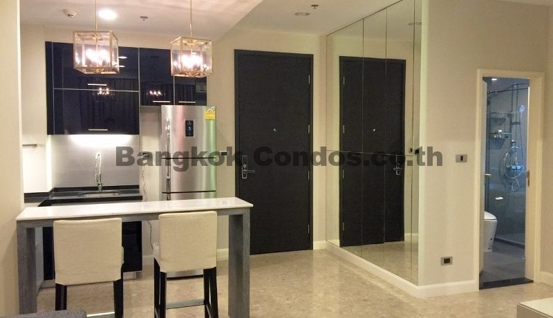 1 Bedroom Condo for Rent The Crest Sukhumvit 34 Thonglor Condominium_BC00005_1