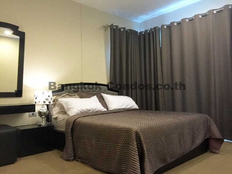 The Crest Sukhumvit 34 1 Bed Condo for Rent Thonglor
