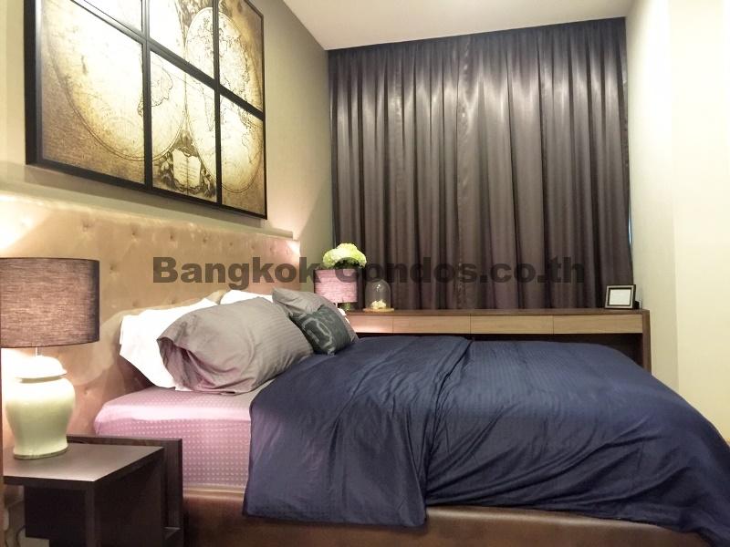 The Capital Ekamai-Thonglor 2 Bed Condo for Sale