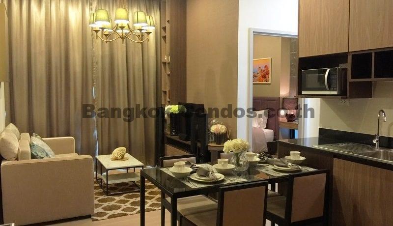 2 Bedroom Condo for Sale The Capital Ekamai - Thonglor Bangkok Condominium_BC00019_7