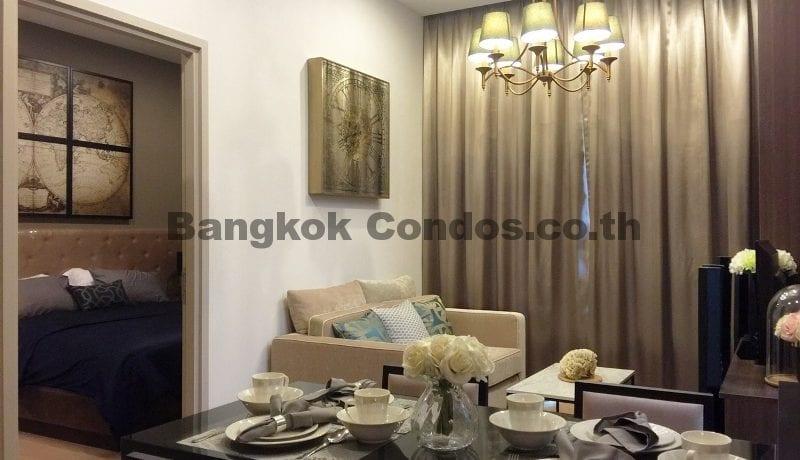2 Bedroom Condo for Sale The Capital Ekamai - Thonglor Bangkok Condominium_BC00019_8