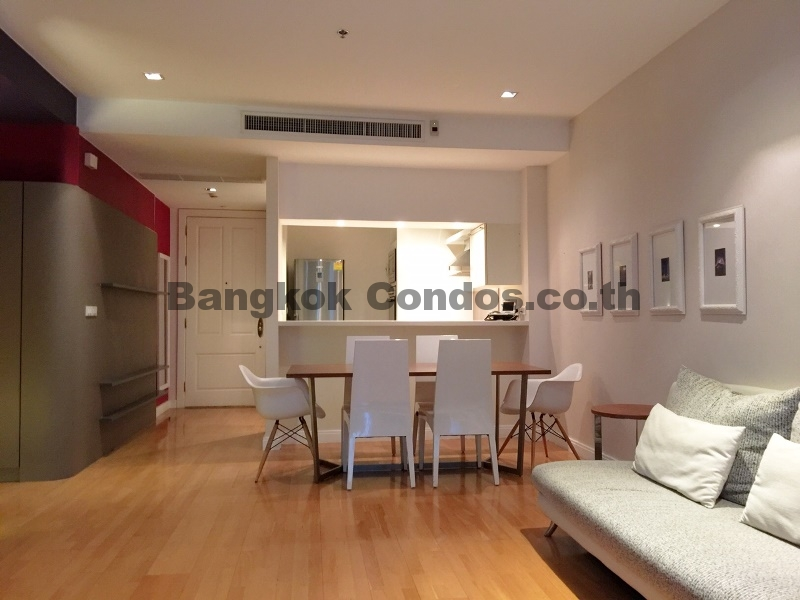 Athenee Residence 2 Bed Condo for Rent Phloen Chit