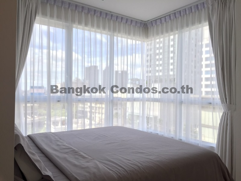 HQ by Sansiri 2 Bed Condo for Rent Thonglor