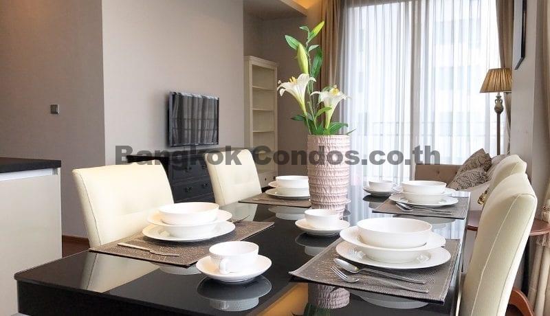 Gorgeous 2 Bedroom Condo for Rent Quattro by Sansiri_BC00032_2