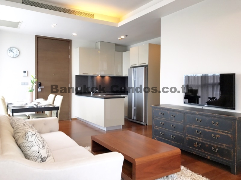 Quattro by Sansiri 2 Bed Condo for Rent Thonglor