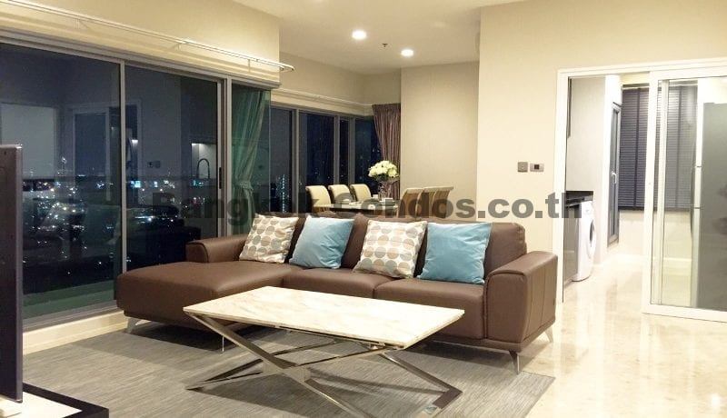 2 Bedroom Condo for Sale The Crest Sukhumvit 34_BC00053_1