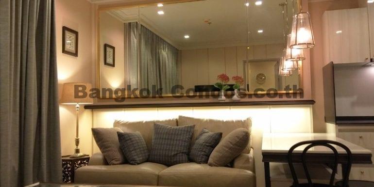 Designer 1 Bedroom Condo for Rent HQ by Sansiri Condo Near Thonglor BTS_BC00064_7