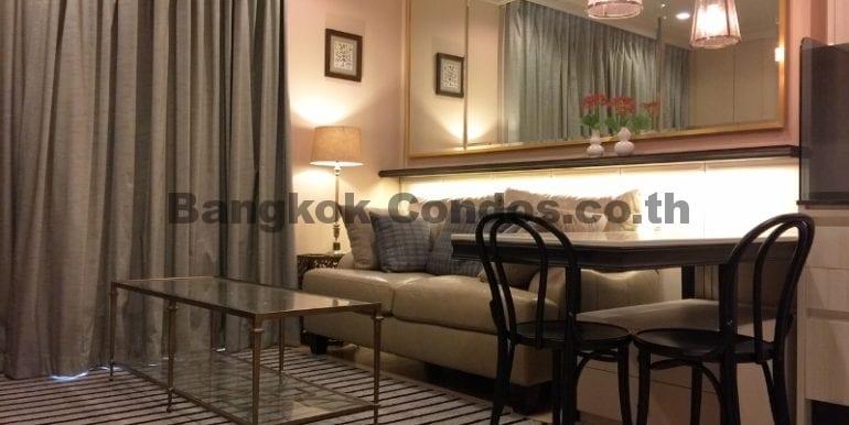 Designer 1 Bedroom Condo for Rent HQ by Sansiri Condo Near Thonglor BTS_BC00064_8