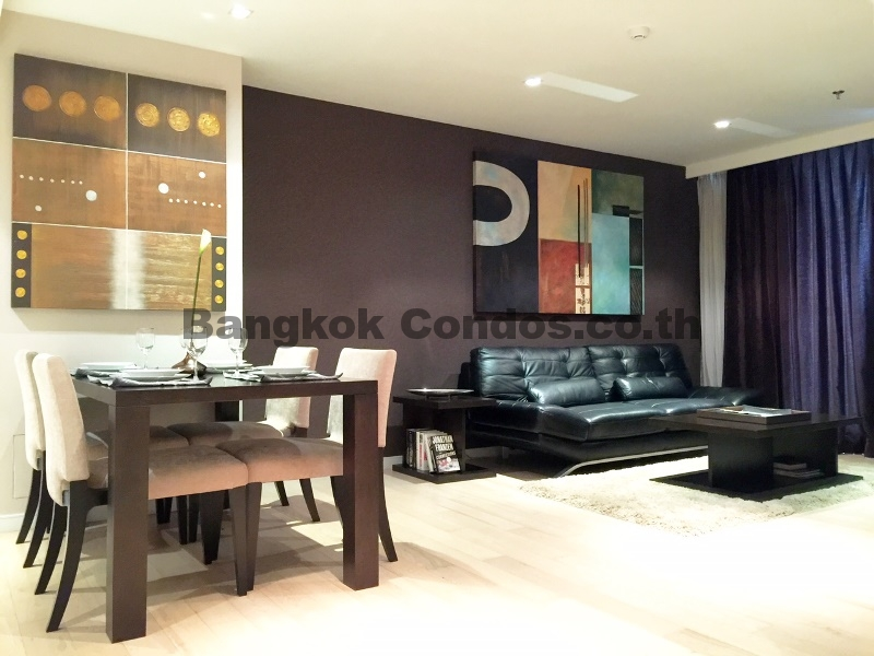 Eight Thonglor Residences 2 Bed Condo For Rent Thonglor