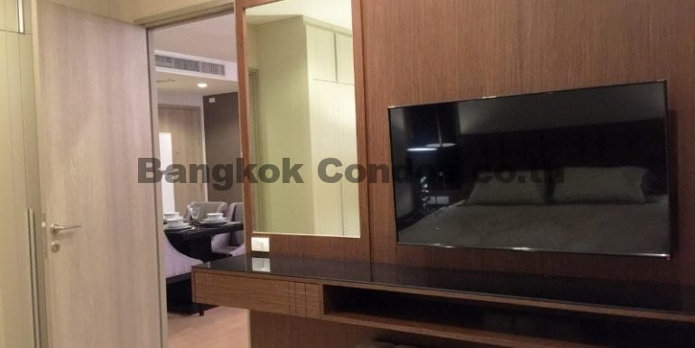 Executive 1 Bedroom Condo for Rent HQ by Sansiri Condo Near Thonglor BTS_BC00063_10