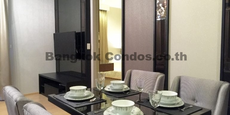 Executive 1 Bedroom Condo for Rent HQ by Sansiri Condo Near Thonglor BTS_BC00063_2