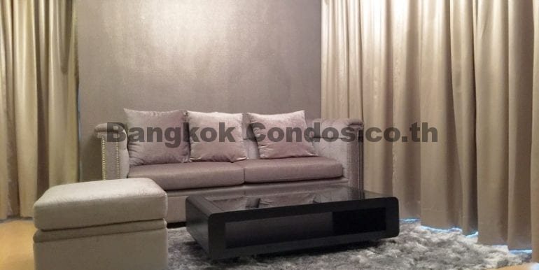 Executive 1 Bedroom Condo for Rent HQ by Sansiri Condo Near Thonglor BTS_BC00063_4
