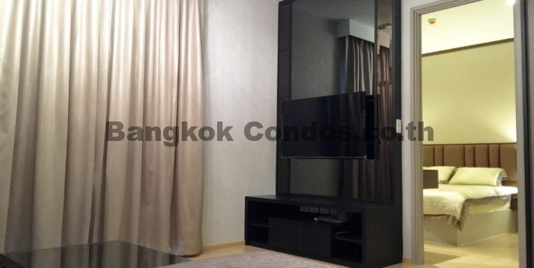 Executive 1 Bedroom Condo for Rent HQ by Sansiri Condo Near Thonglor BTS_BC00063_5
