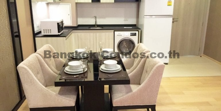 Exquisite 1 Bedroom Condo for Rent HQ by Sansiri Condo Near Thonglor BTS_BC00067_11