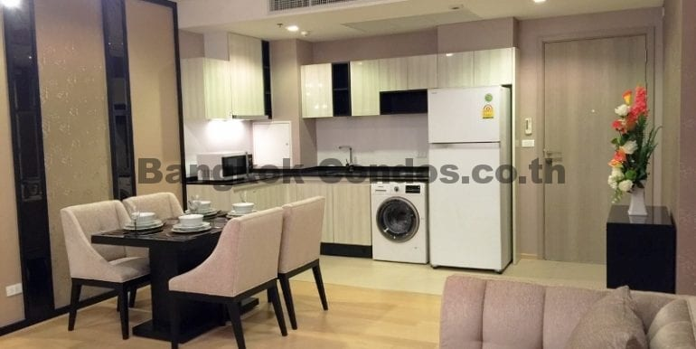 Exquisite 1 Bedroom Condo for Rent HQ by Sansiri Condo Near Thonglor BTS_BC00067_8