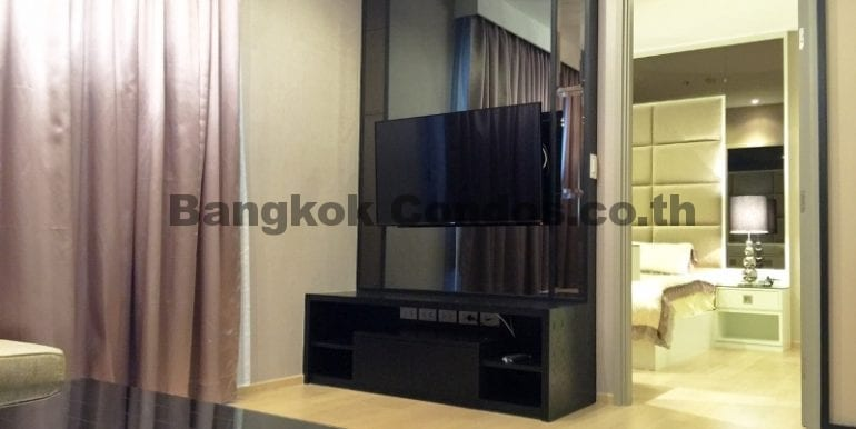 Exquisite 1 Bedroom Condo for Rent HQ by Sansiri Condo Near Thonglor BTS_BC00067_9