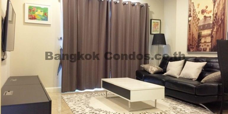 Gorgeous 1 Bedroom Condo for Rent The Crest Sukhumvit 34 Condo Near Thonglor BTS_BC00073_1