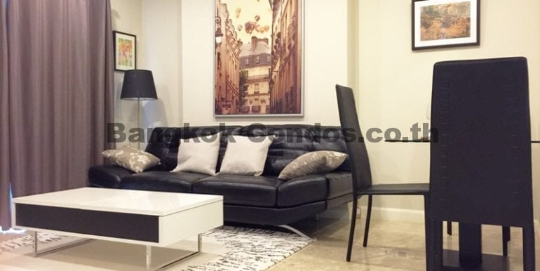 Gorgeous 1 Bedroom Condo for Rent The Crest Sukhumvit 34 Condo Near Thonglor BTS_BC00073_2