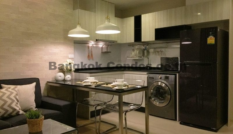 Luxurious 1 Bedroom Condo for Rent HQ by Sansiri Condo Near Thonglor BTS_BC00071_1
