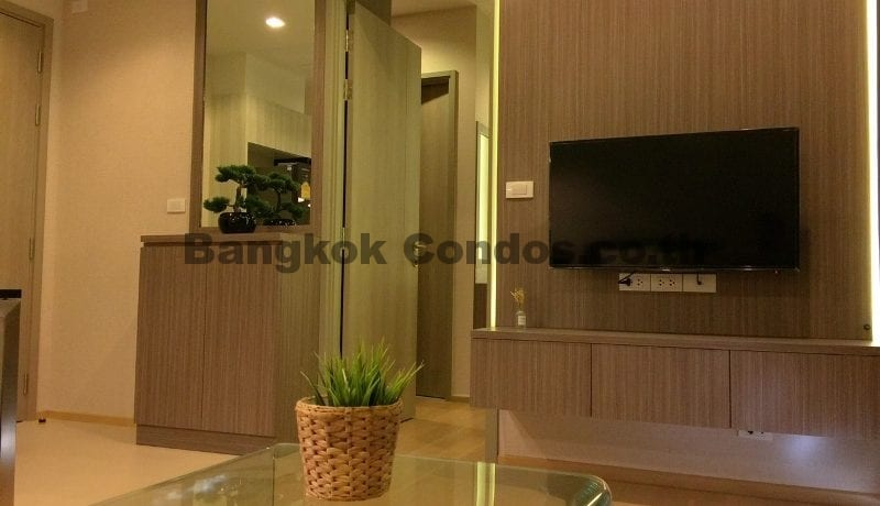 Luxurious 1 Bedroom Condo for Rent HQ by Sansiri Condo Near Thonglor BTS_BC00071_4