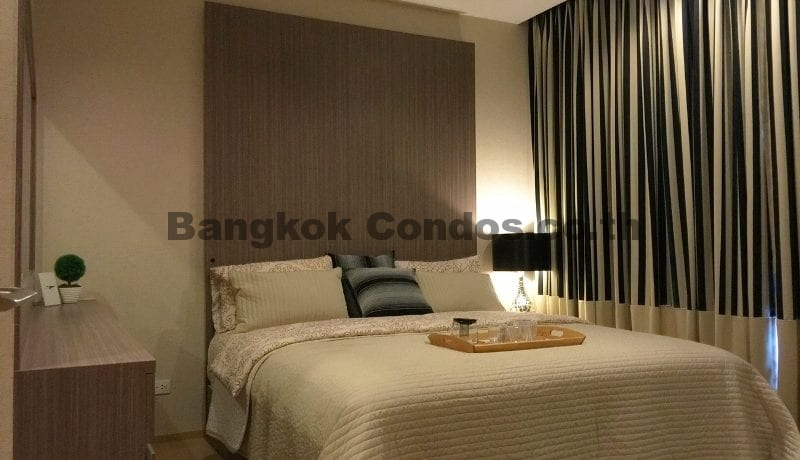 Luxurious 1 Bedroom Condo for Rent HQ by Sansiri Condo Near Thonglor BTS_BC00071_7