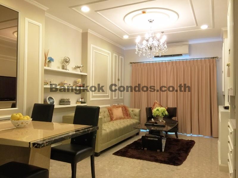 The Crest Sukhumvit 34 2 Bed Condo for Rent Thonglor