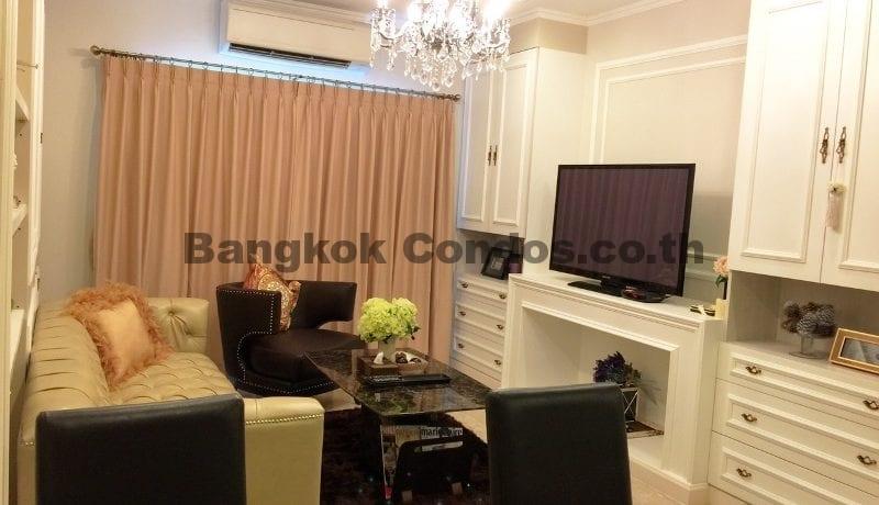 Stunning 2 Bedroom Condo for Rent The Crest Sukhumvit 34 Condo Near Thonglor BTS_BC00072_3