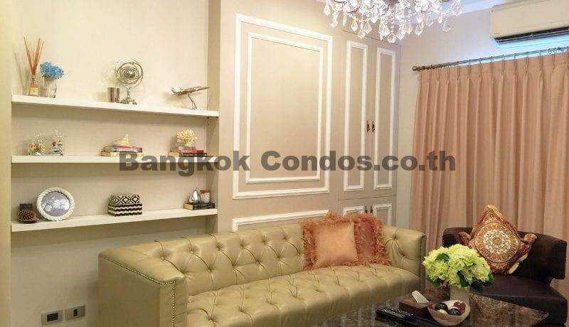Stunning 2 Bedroom Condo for Rent The Crest Sukhumvit 34 Condo Near Thonglor BTS_BC00072_4