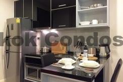 Wonderful 1 Bedroom Condo for Rent The Crest Sukhumvit 34 Condo Near Thonglor BTS_BC00078_2