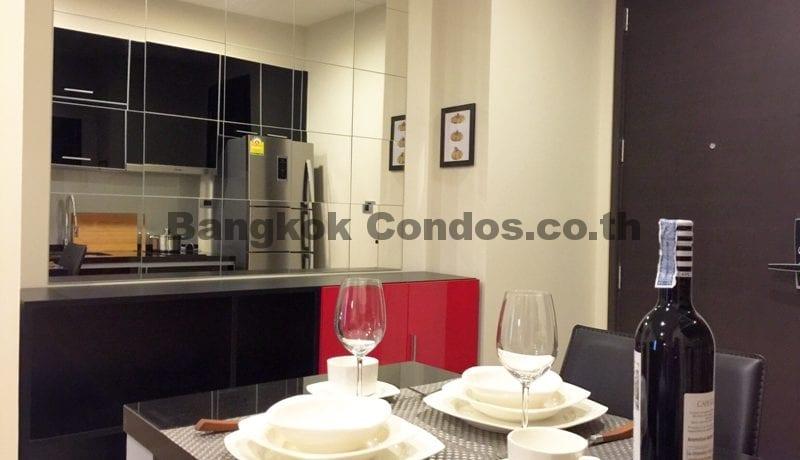 Wonderful 1 Bedroom Condo for Rent The Crest Sukhumvit 34 Condo Near Thonglor BTS_BC00078_3