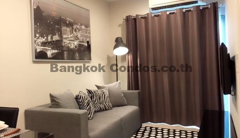 Wonderful 1 Bedroom Condo for Rent The Crest Sukhumvit 34 Condo Near Thonglor BTS_BC00078_4