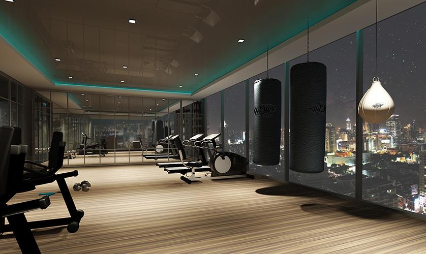 M Thonglor 10 Facilities