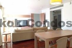 Unique 3 Bedroom Apartment for Rent Phrom Phong 3 Bed Apartment Rentals_BC00142_4