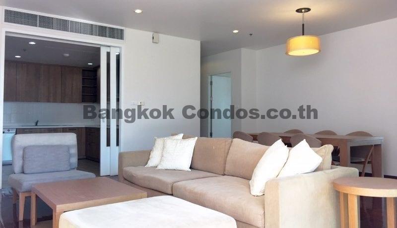 Unique 3 Bedroom Apartment for Rent Phrom Phong 3 Bed Apartment Rentals_BC00142_6