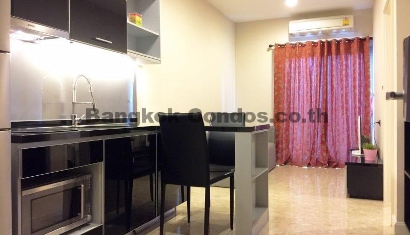 1 Bed Thonglor Condo for Rent The Crest Sukhumvit 34 Condo Rental Thonglor_BC00161_1