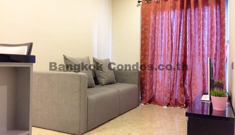 1 Bed Thonglor Condo for Rent The Crest Sukhumvit 34 Condo Rental Thonglor_BC00161_2