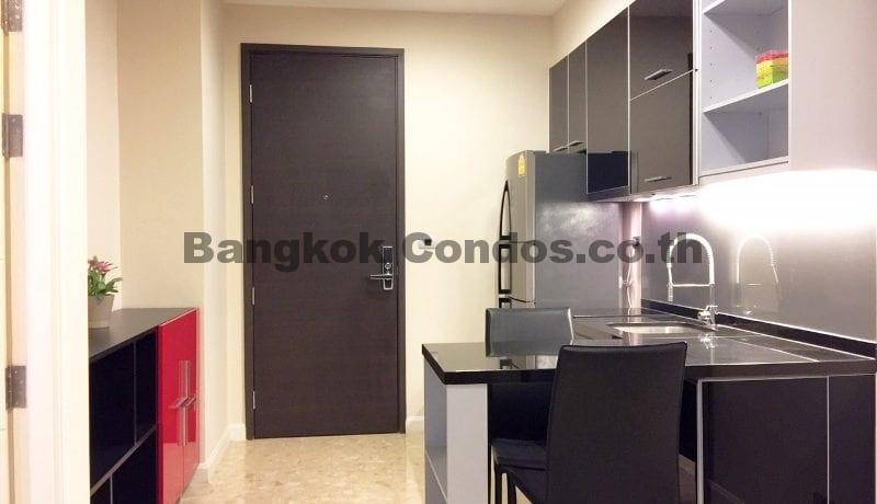 1 Bed Thonglor Condo for Rent The Crest Sukhumvit 34 Condo Rental Thonglor_BC00161_3