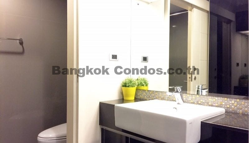 1 Bed Thonglor Condo for Rent The Crest Sukhumvit 34 Condo Rental Thonglor_BC00161_7