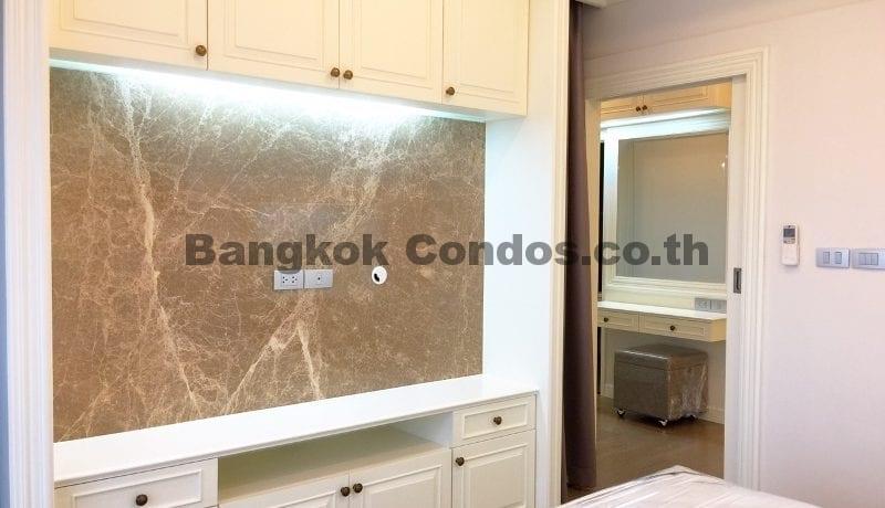Elegant 2 Bed Duplex Condo for Rent The Crest Sukhumvit 34 Thonglor Condo Rental_BC00154_10