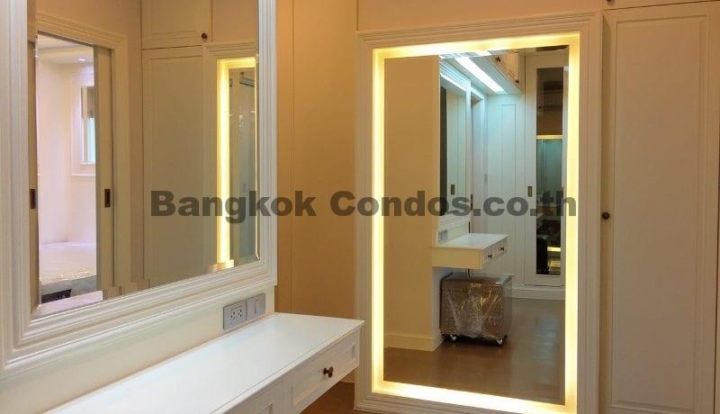 Elegant 2 Bed Duplex Condo for Rent The Crest Sukhumvit 34 Thonglor Condo Rental_BC00154_13