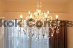 Elegant 2 Bed Duplex Condo for Rent The Crest Sukhumvit 34 Thonglor Condo Rental_BC00154_15
