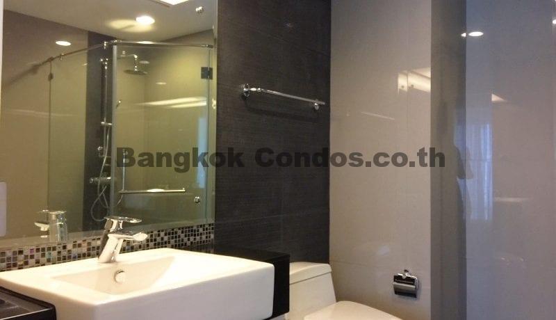 Elegant 2 Bed Duplex Condo for Rent The Crest Sukhumvit 34 Thonglor Condo Rental_BC00154_16
