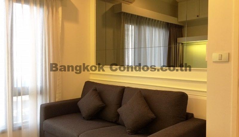 Elegant 2 Bed Duplex Condo for Rent The Crest Sukhumvit 34 Thonglor Condo Rental_BC00154_20