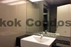 Elegant 2 Bed Duplex Condo for Rent The Crest Sukhumvit 34 Thonglor Condo Rental_BC00154_21