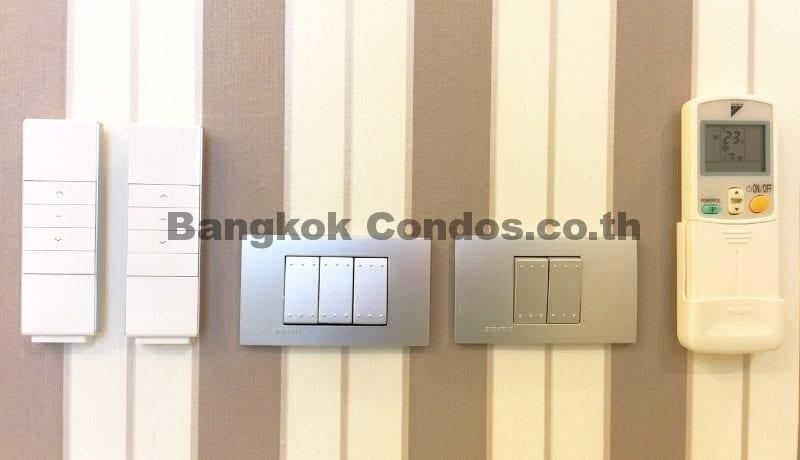 Elegant 2 Bed Duplex Condo for Rent The Crest Sukhumvit 34 Thonglor Condo Rental_BC00154_5