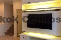 Elegant 2 Bed Duplex Condo for Rent The Crest Sukhumvit 34 Thonglor Condo Rental_BC00154_7