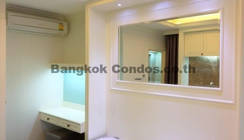 Elegant 2 Bed Duplex Condo for Rent The Crest Sukhumvit 34 Thonglor Condo Rental_BC00154_9