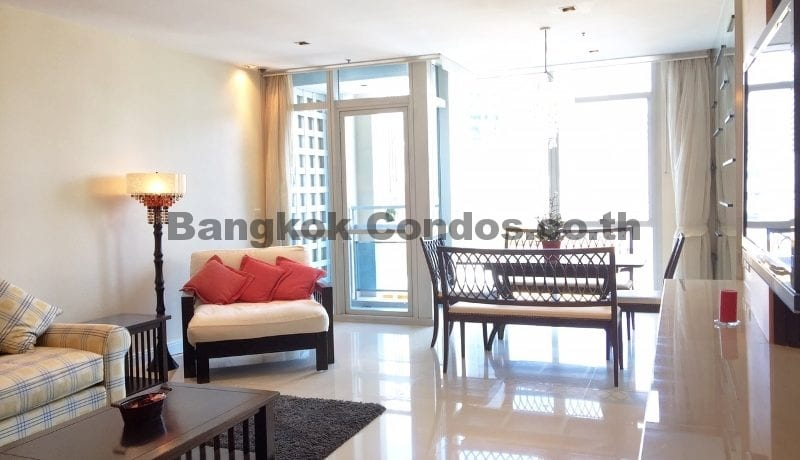 Homely 2 Bed Athenee Residence 2 Bedroom Condo for Rent Sukhumvit_BC00152_3