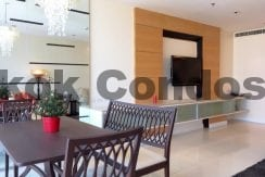 Homely 2 Bed Athenee Residence 2 Bedroom Condo for Rent Sukhumvit_BC00152_4